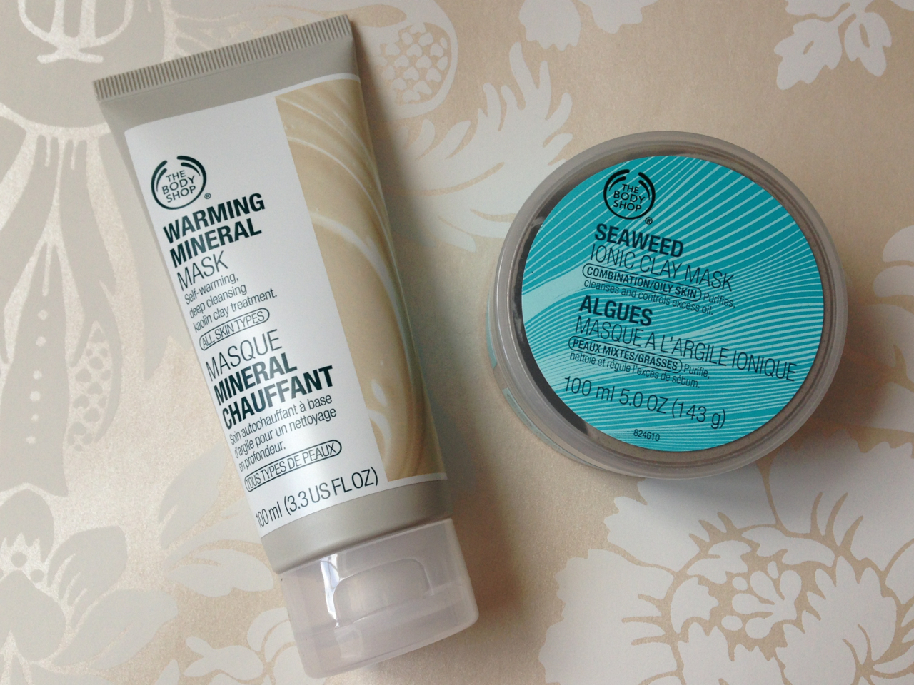 body shop mask