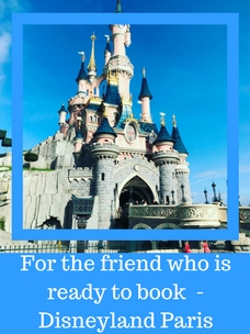 What age is best to take your child to Disneyland Paris?