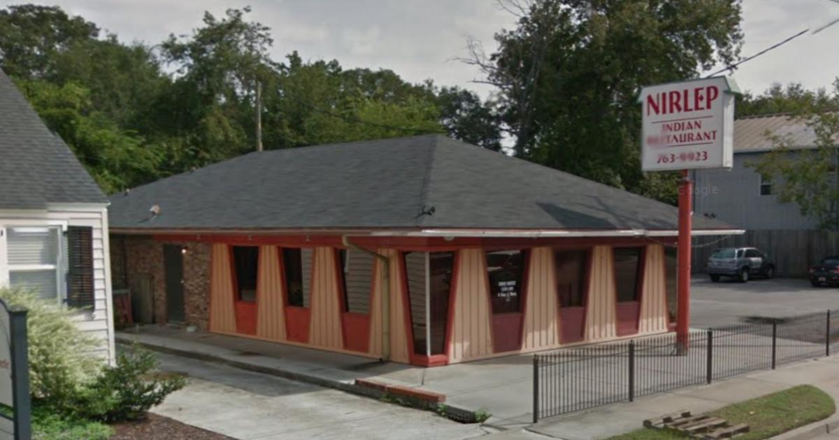 Nirlep Indian Restaurant Charleston Sc