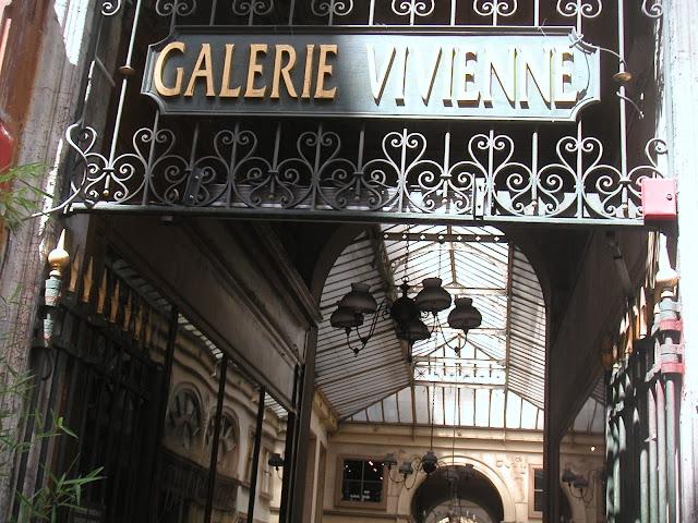 Ma fen tre sur paris passages couverts for Marc chagall paris vu de ma fenetre