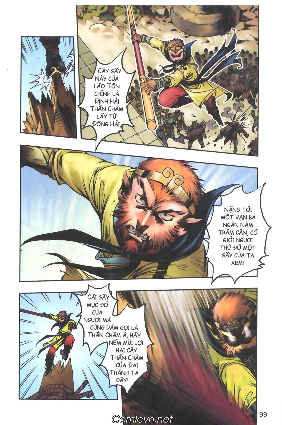 Tây Du Ký màu - Chapter 103 - Pic 25