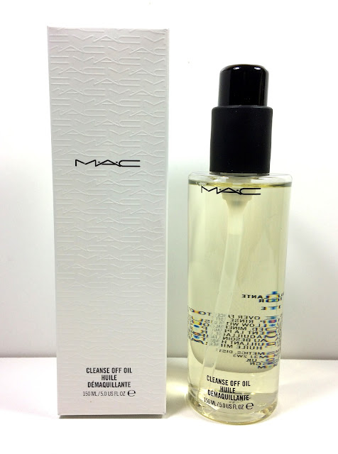 MAC COSMETICS  Cleanse Off Oil - Huile Démaquillante Surpuissante