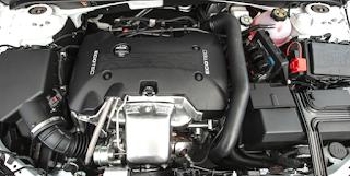 2019 Chevy Traverse Redesign Engine