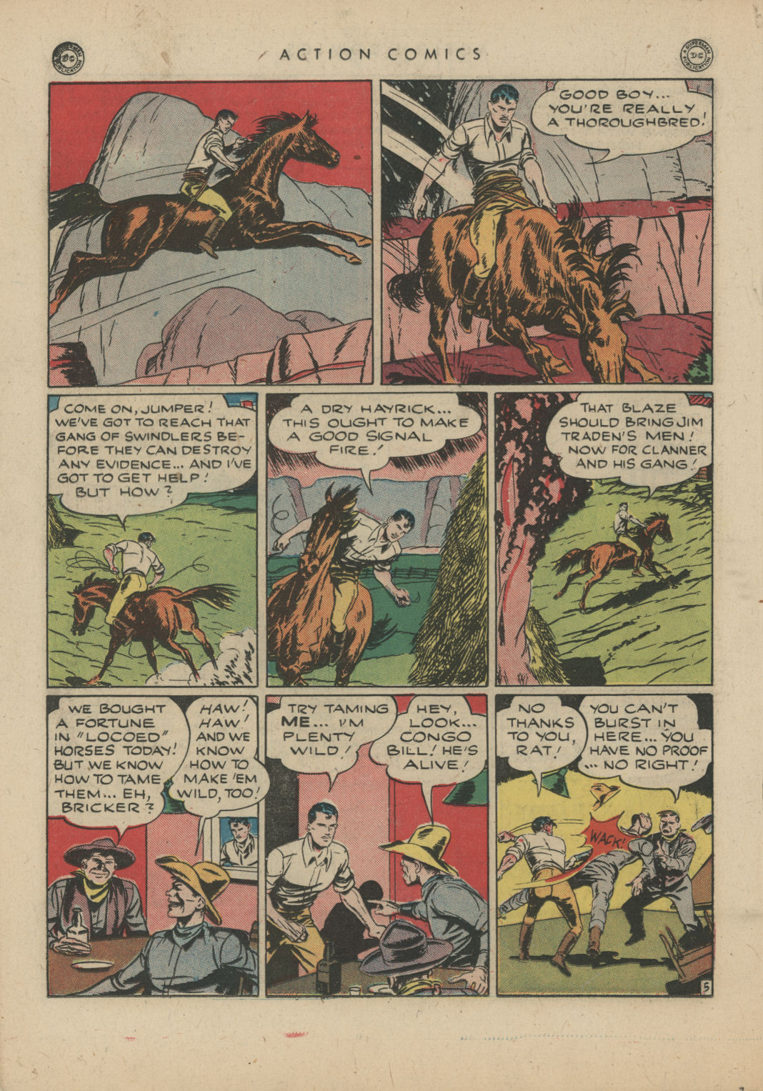 Read online Action Comics (1938) comic -  Issue #83 - 26