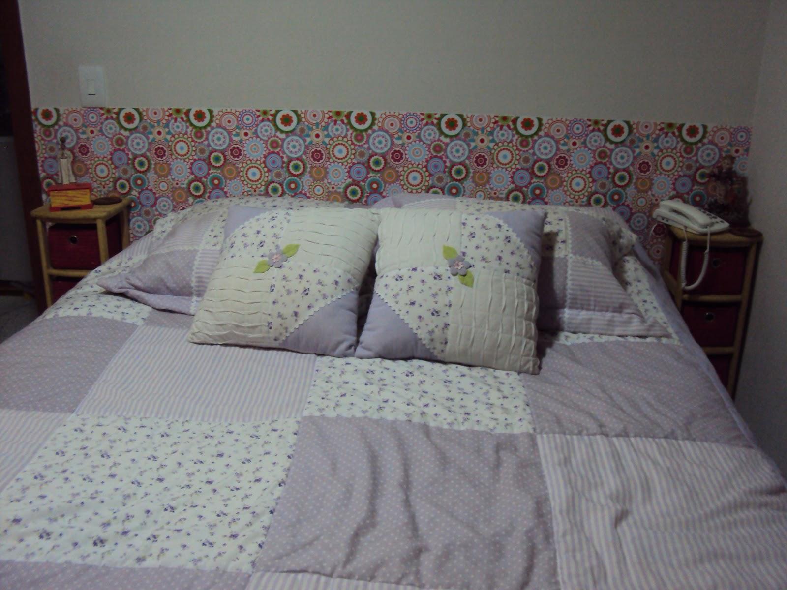 Koisas Bonitas Crochê  Cabeceira da cama cba2429893f
