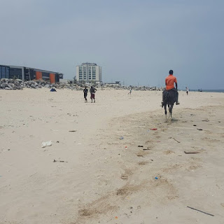 Oniru private beach
