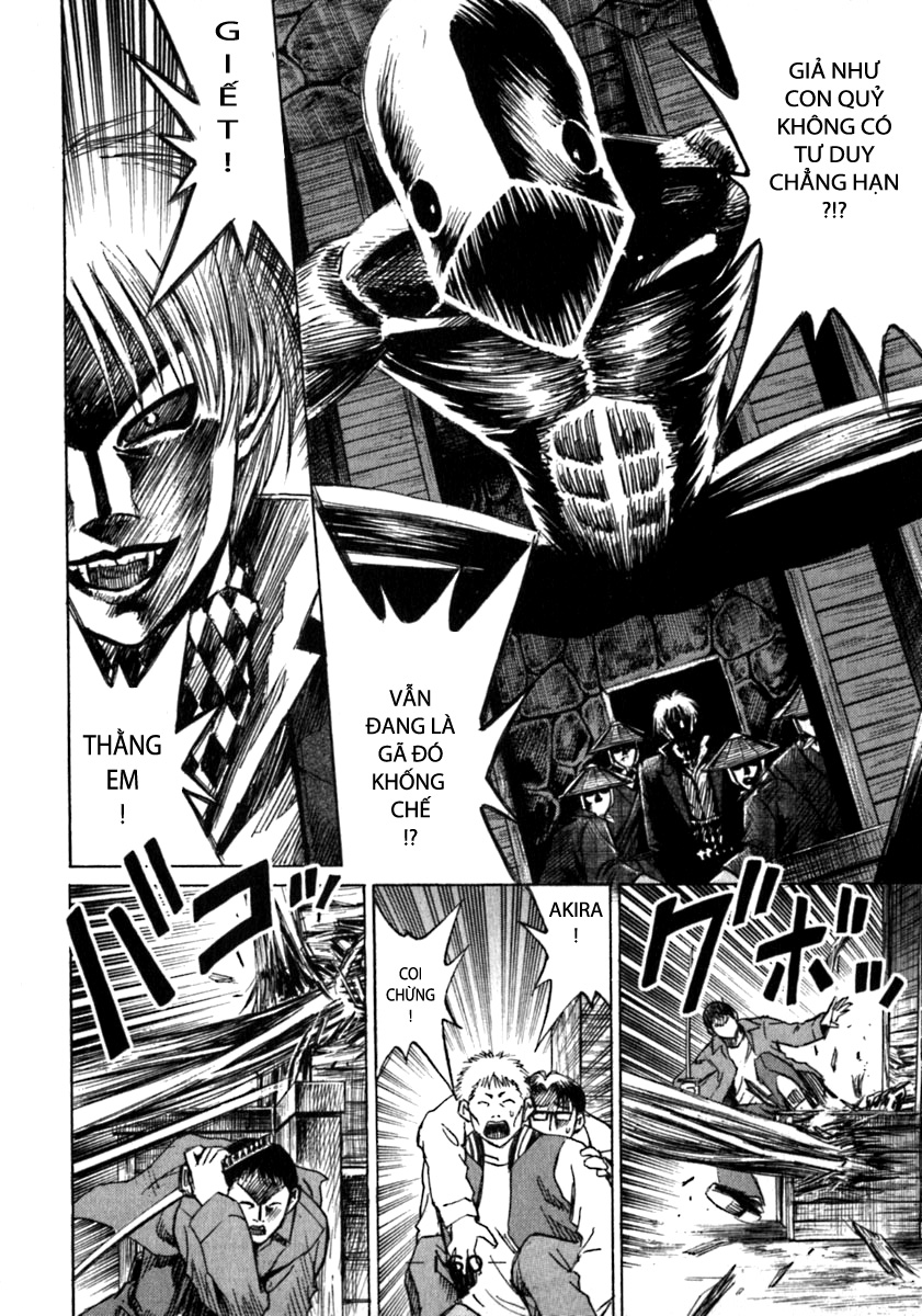 Higanjima chapter 33 trang 12