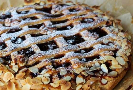 retete traditionale austriece reteta Linzer torte