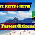 Saint Kitts and Nevis Citizenship by Investment 2019