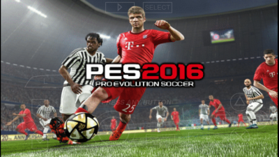PE2016 Patch Army PPSSPP PSP ISO DATA