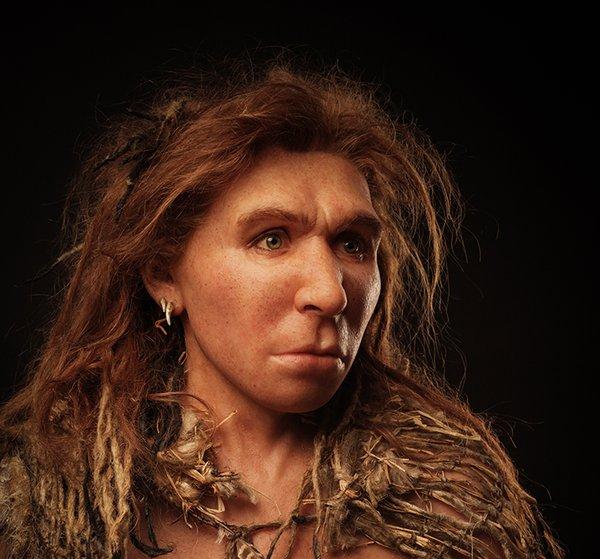 Isto é o que aconteceu com os nossos antepassados