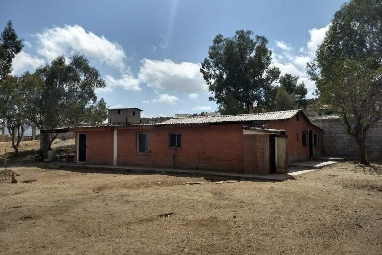 Elementos de la PEP y Sedena hallan narcotúnel en Jacume, Tecate