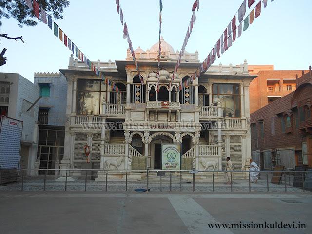 Jain Temple Bhairu Bagh Jodhpur