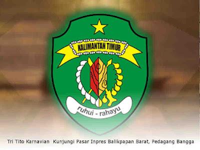 Tri Tito Karnavian  Kunjungi Pasar Inpres Balikpapan Barat, Pedagang Bangga