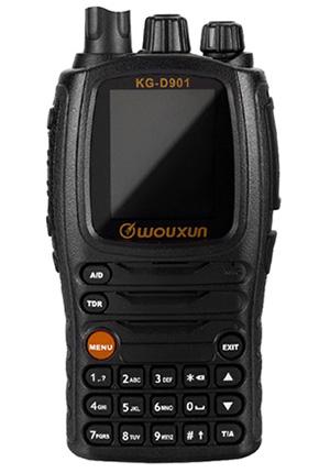 Wouxun KG-D901 Review