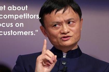 7 Rahasia Sukses Jack Ma yang harus diketahui