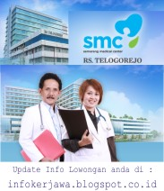 Lowongan Kerja SMC RS. Telogorejo Semarang