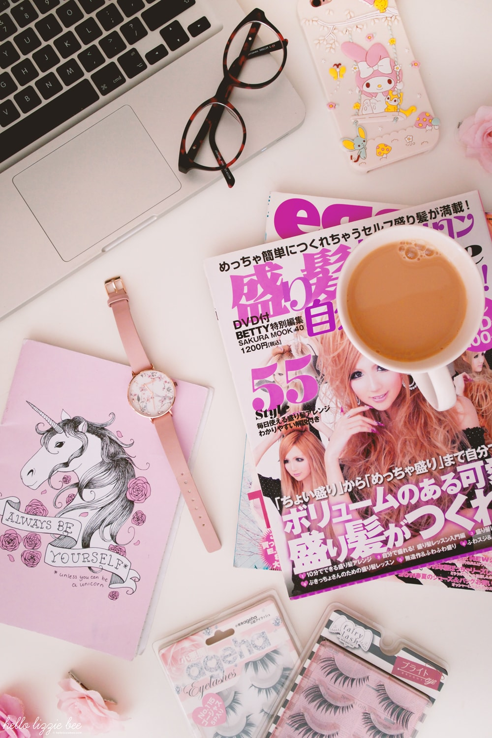 60 Gyaru Blog Post Ideas