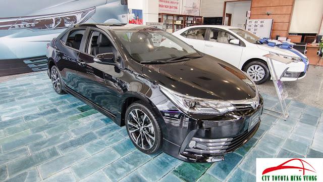 Giá xe, thông số kỹ thuật và đánh giá chi tiết Toyota Corolla Altis 2018 - ảnh 2