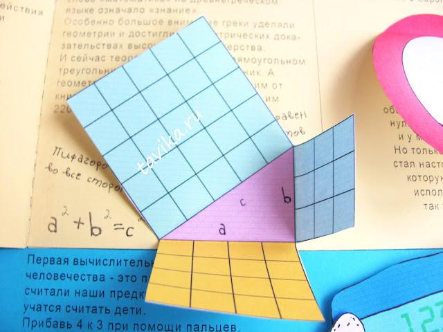 шаблоны лэпбука (lapbook) по истории математики скачать