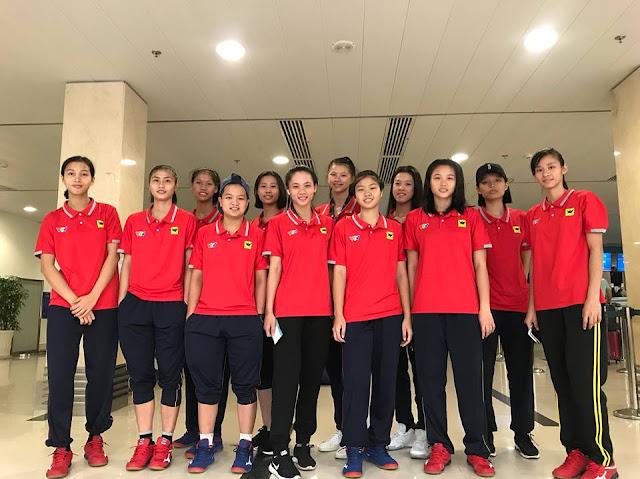 Đội tuyển nữ Tây Ninh háo hức lên đường tham dự vòng bán kết giải hạng A toàn quốc 2018