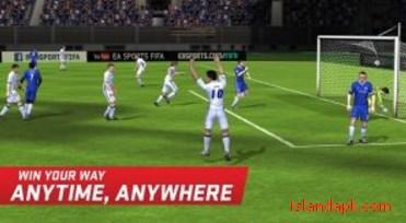 Download Game Fifa 17 Mobile Soccer Mod Apk v5.1.1 Android 2017