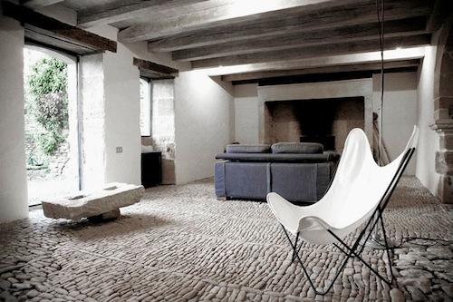 Wabi sabi scandinavia design art and diy simple beauty diy av gamla handdukar eller m la en - Wabi sabi interior design ...