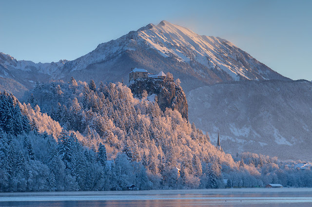castello Bled alta carniola