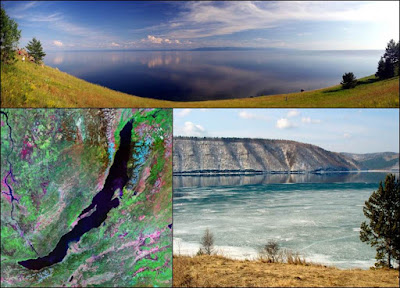 baikal lake, danau terdalam di dunia