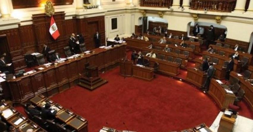 Congreso de la República cita a ministros de Educación, Defensa e Interior