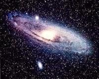 Ciri dan Bentuk-Bentuk Galaksi