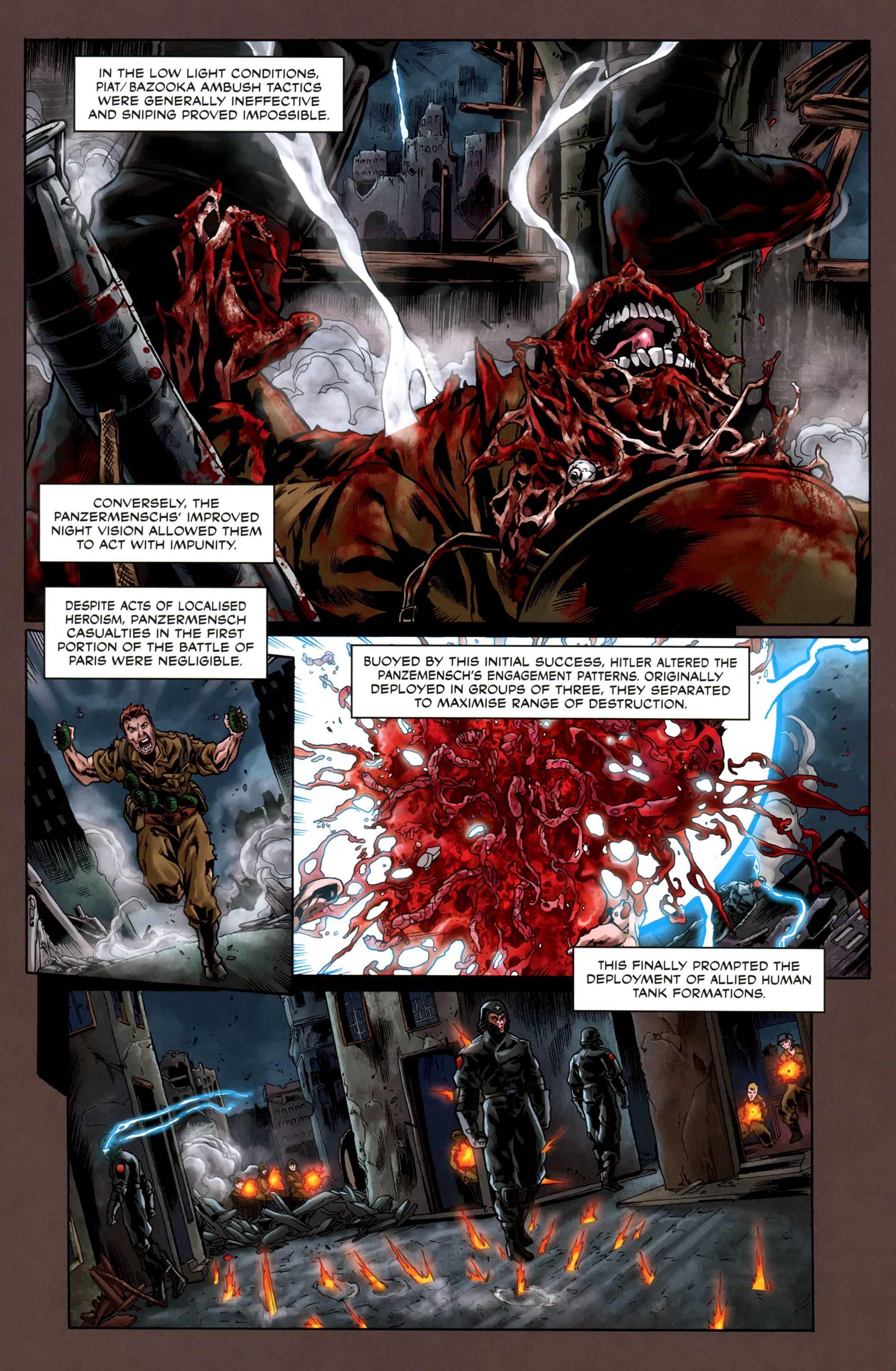 Read online Uber comic -  Issue #5 - 11