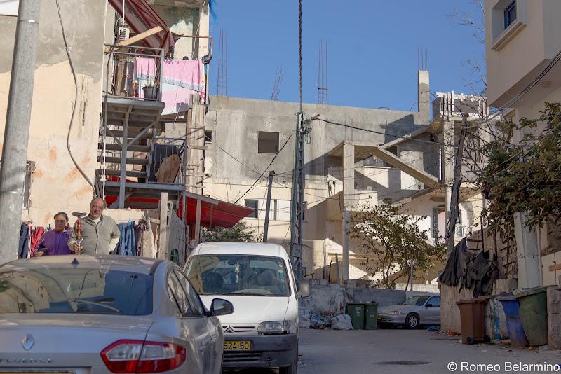 Side Streets Jisr az-Zarqa Israel