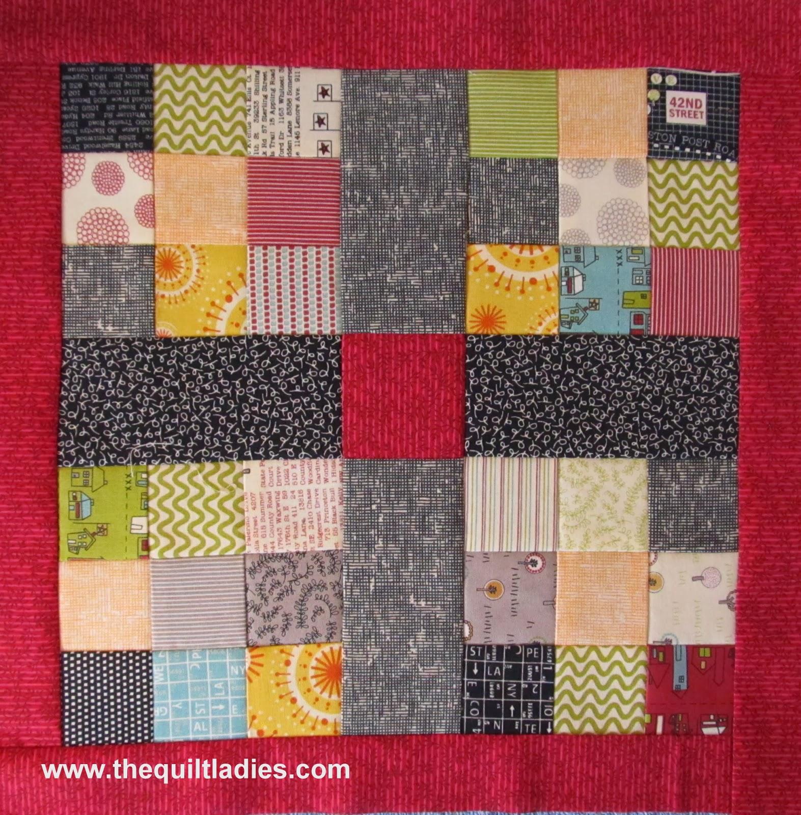 quilt block 9-patch