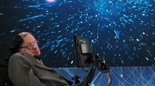 Stephen Hawking dies at 76