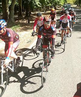 Ciclismo Aranjuez Real Sitio
