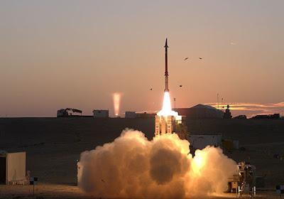 Fuerza Aérea Israelí toma posesión del sistema de defensa ''Honda de David''