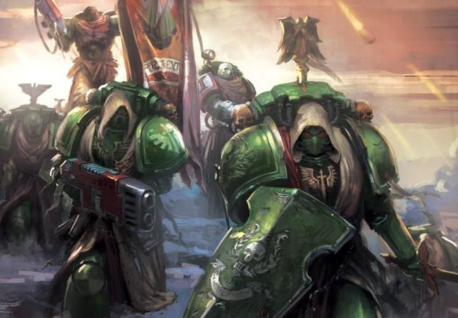 "The New Dark Angels Primaris ""Wing"" Coming?"