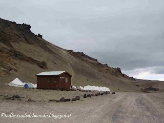 Campeggio Askja