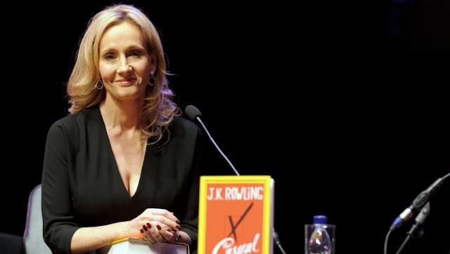 Dibalik Semua Kesuksesan Novelnya, Terbiasa Gagal Adalah Kunci Keberhasilan J.K. Rowling. Ikuti Caranya!