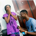 Comedian/OAP Emma Oh Ma God proposes to his girlfriend. Photos