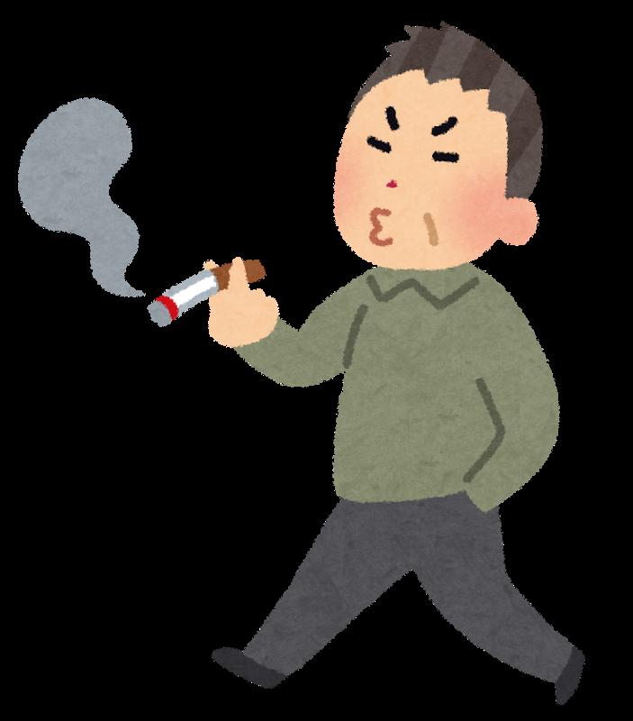 図:喫煙と脳卒中
