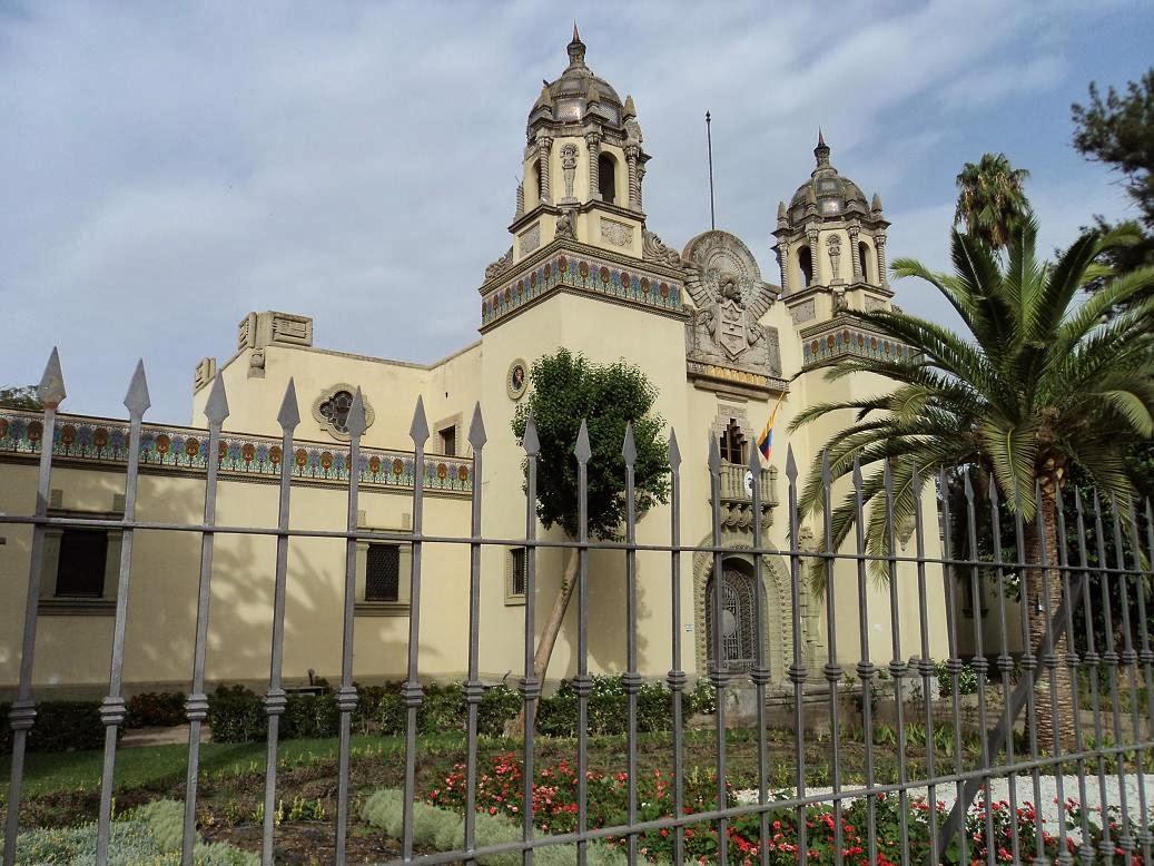 Pabellón de Colombia Sevilla