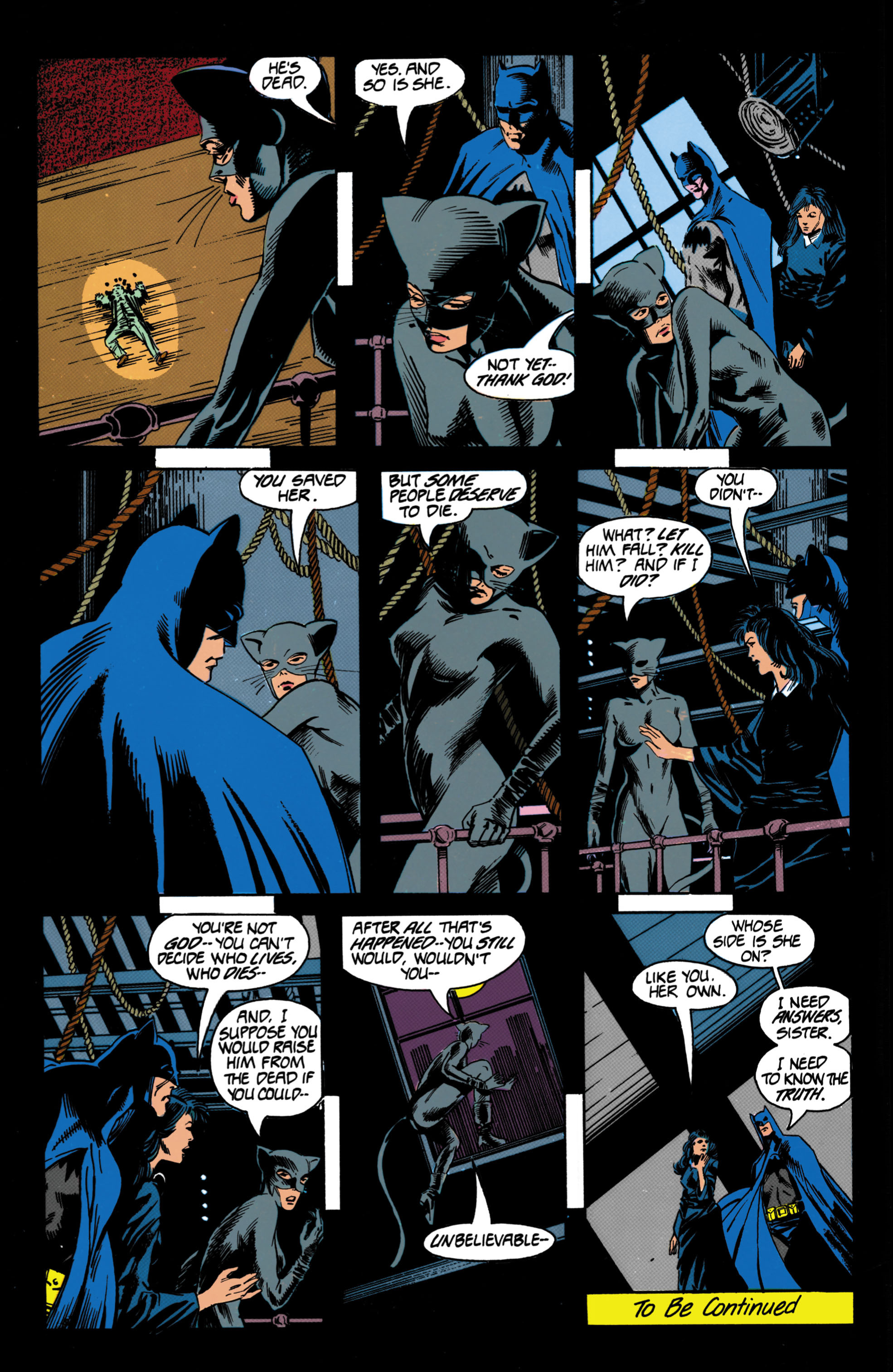Catwoman (1989) Issue #3 #3 - English 25