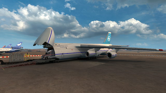 ats real plane livery for antonov at albuquerque airport screenshots 1