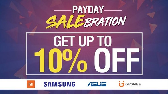 Android Zone Launches Payday SALEbration!
