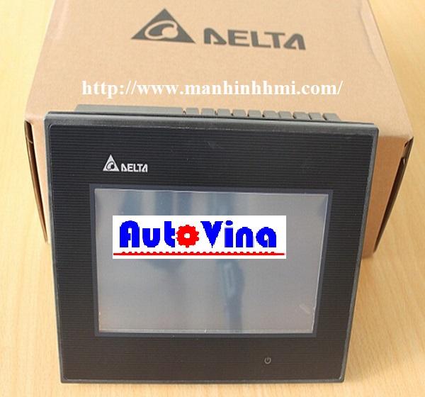 Cung cấp màn hình cảm ứng HMI Delta 7 inch tích hợp Ethernet DOP-B07E411, bán phụ kiện sửa chữa màn hình HMI Delta, cung cấp phần mềm lập trình HMI Delta DOP-B07E411