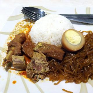 Kuliner Indonesia - Nasi Campur Tambak Bayan