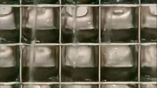 намораживание льда в льдогенераторе