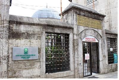 Makam Abu Ayyub - pustakapengetahuan.com